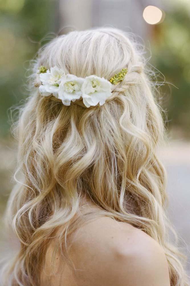 Wedding Hairstyles 2017 - Top Hair Ideas for 2017 Brides