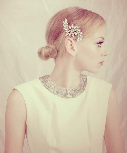 Wedding Hairstyles 2017 - Top Hair Ideas for 2017 Brides 23