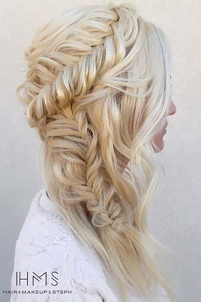 Wedding Hairstyles 2017 - Top Hair Ideas for 2017 Brides 26