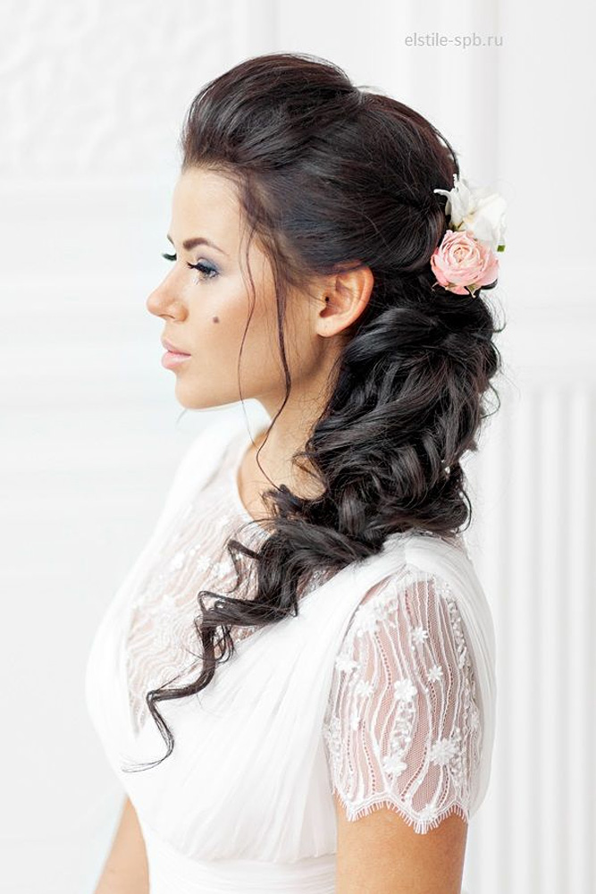 Wedding Hairstyles 2017 U2013 Top Hair Ideas For 2017 Brides U2013 Dipped In Lace
