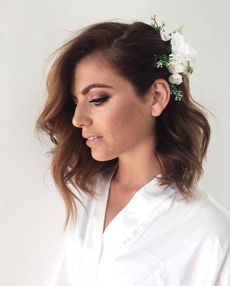 Wedding Hairstyles 2017 - Top Hair Ideas for 2017 Brides 9