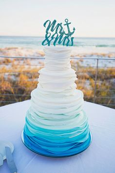 2017 Wedding Cake Trends on rustic color schemes