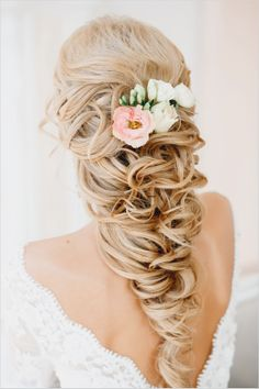 2017 Spring Summer Wedding Hairstyles 18